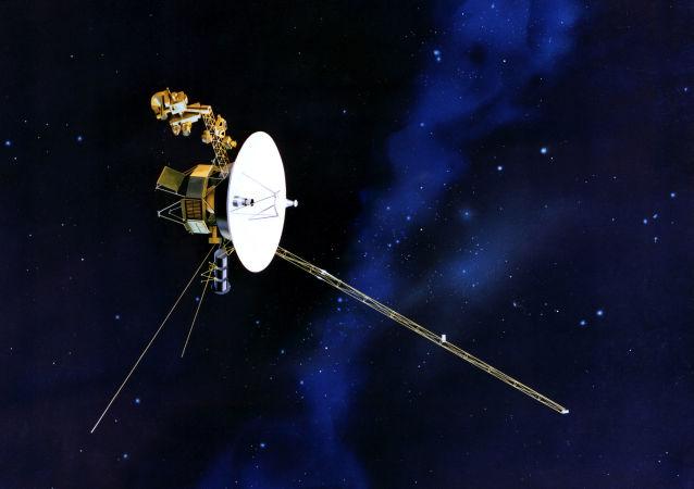 学者:预计旅行者2号12月份进入星际空间