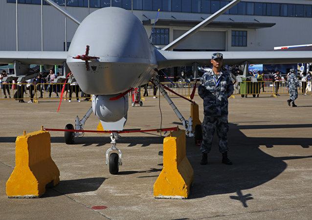 俄专家:珠海航展体现中国军工的快速发展