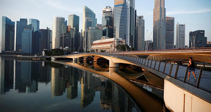 中國與新加坡簽署《自由貿易協定升級議定書》