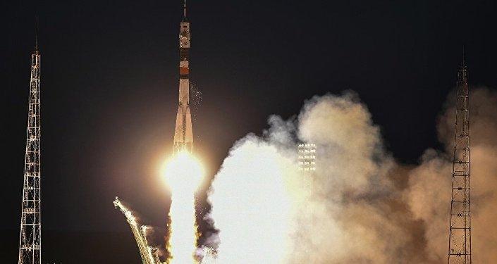 """""""联盟MS-11""""号飞船发射前检查未发现洞孔"""
