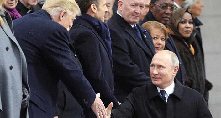 克里姆林宫披露普特巴黎谈话内容
