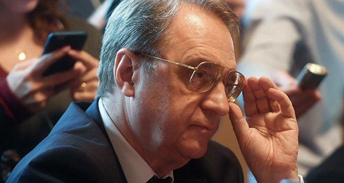 米哈伊爾·波格丹諾夫