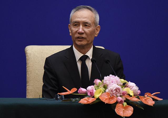 媒体:刘鹤将访美参加贸易谈判