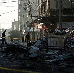 联合国和埃及尽力阻止加沙地带爆发冲突