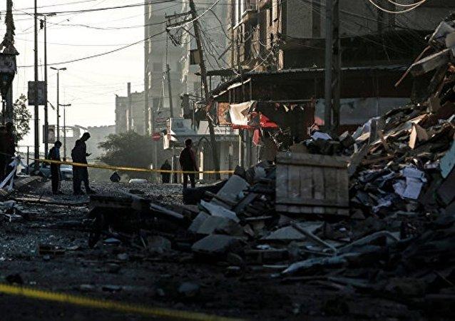 聯合國和埃及盡力阻止加沙地帶爆發衝突