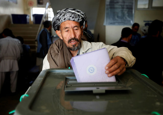 阿富汗將按照計劃舉行總統大選
