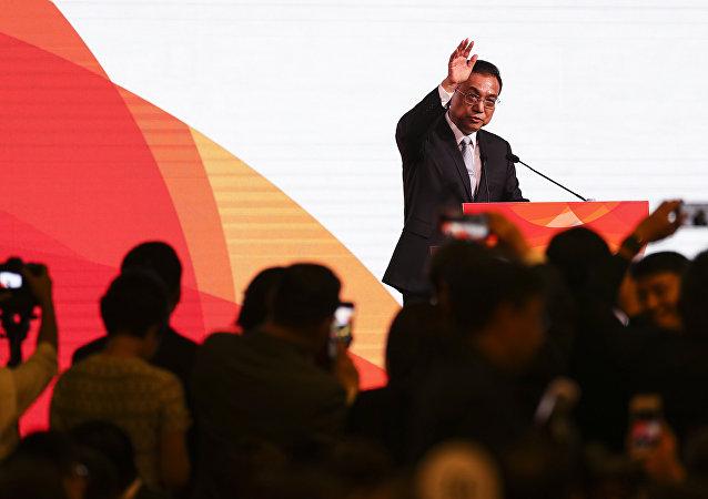 中国国务院总理李克强