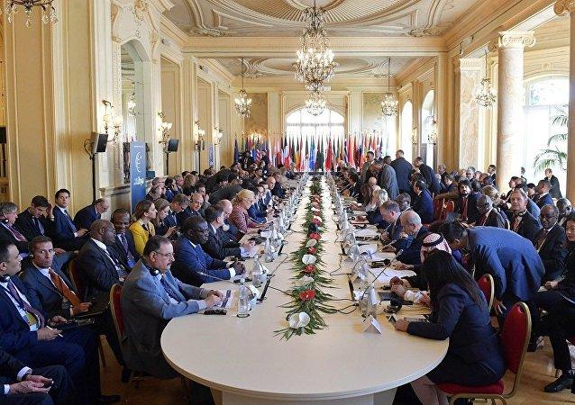 巴勒莫利比亞會議與會者:政治解決是利比亞走出危機的唯一出路