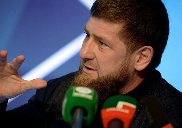 车臣共和国领导人卡德罗夫