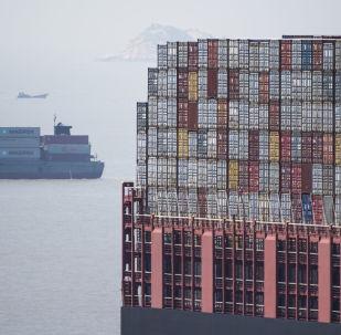 中国海关总署:前三季度中美贸易额为4026.6亿美元 同比下降14.8%