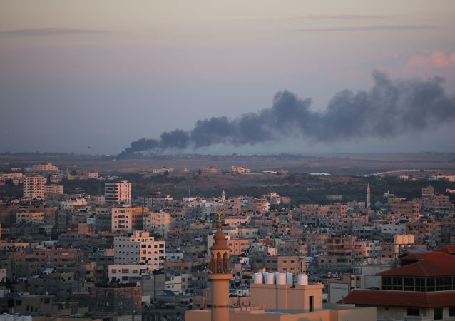 以色列對加沙地帶攻擊