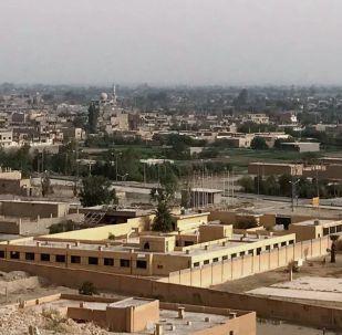 Район Джафра в Дейр-эз-Зоре. Архивное фото