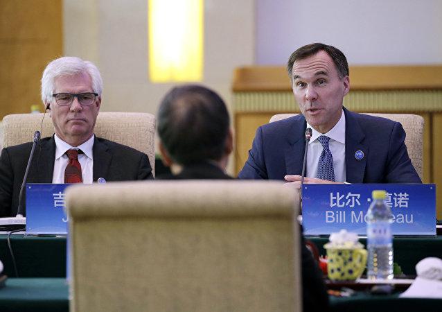 加拿大能否自主选择对华政策