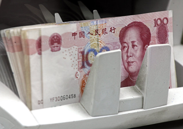 中国用货币互换做担保
