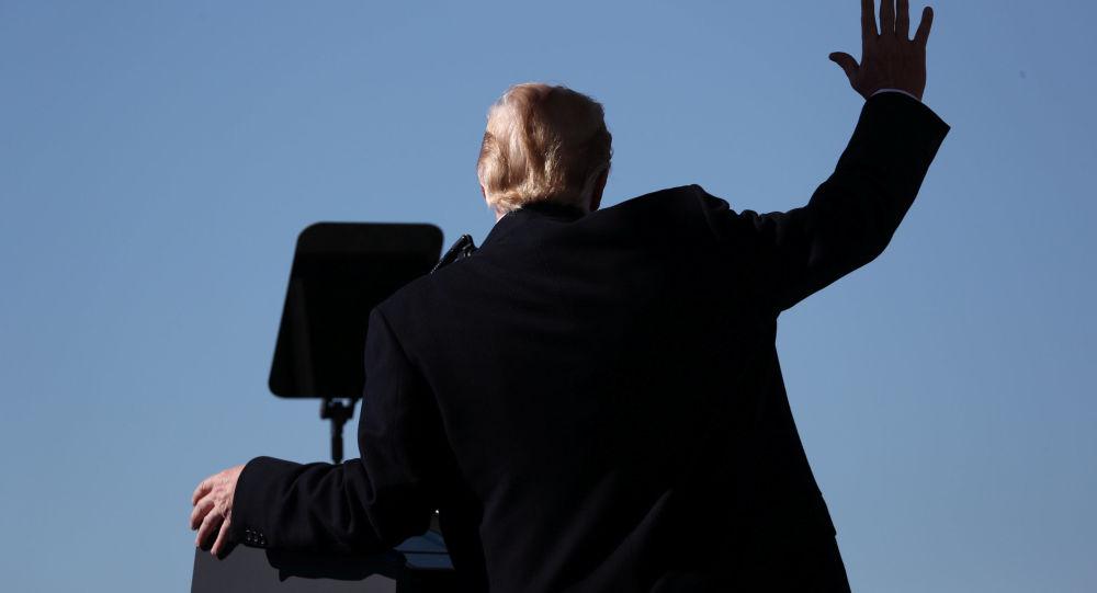 近半美国人相信特朗普将于2020年连任总统