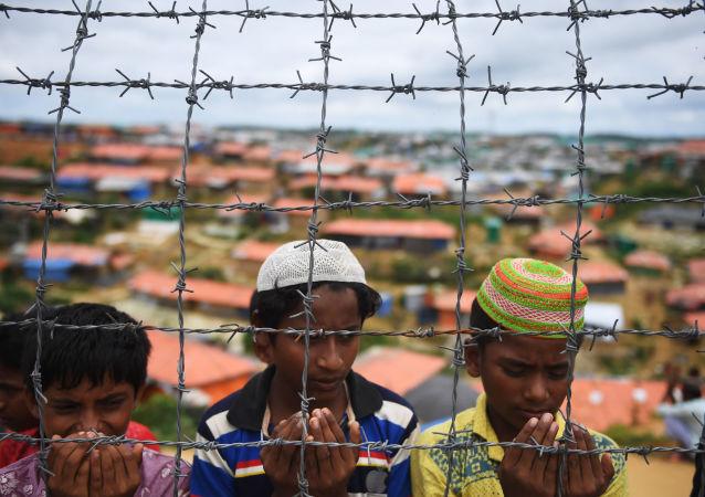 美国副总统:缅甸对罗兴亚人的行动无可辩解