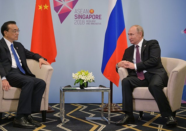 普京希望在阿根廷G20峰會上與習近平會晤
