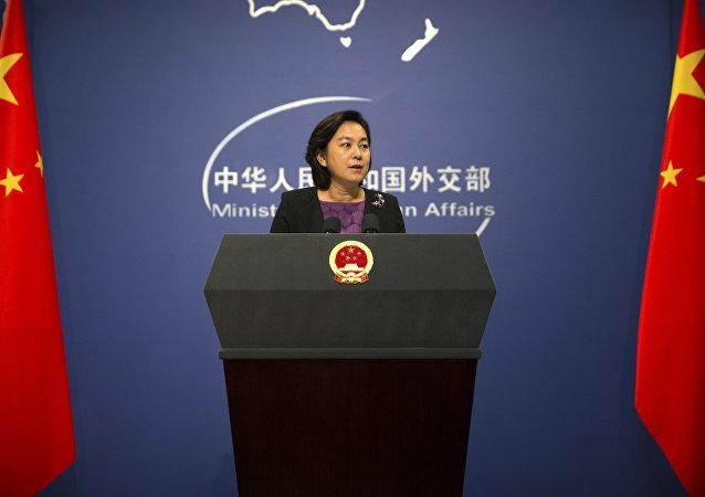 中方就美副总统彭斯有关涉华言论做出回应