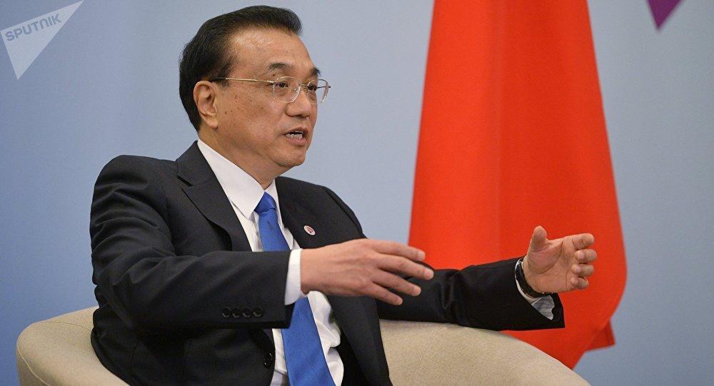 李克强:中国政府致力于打造市场化、法治化、国际化的营商环境
