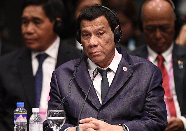 菲律賓總統將提前結束對巴布亞新幾內亞的訪問