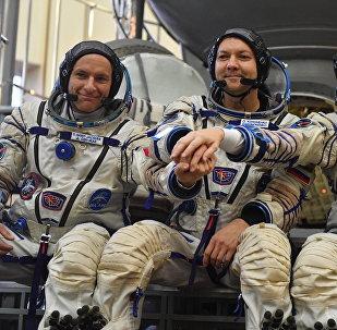 外國宇航員相信俄「聯盟」運載火箭、飛船非常可靠