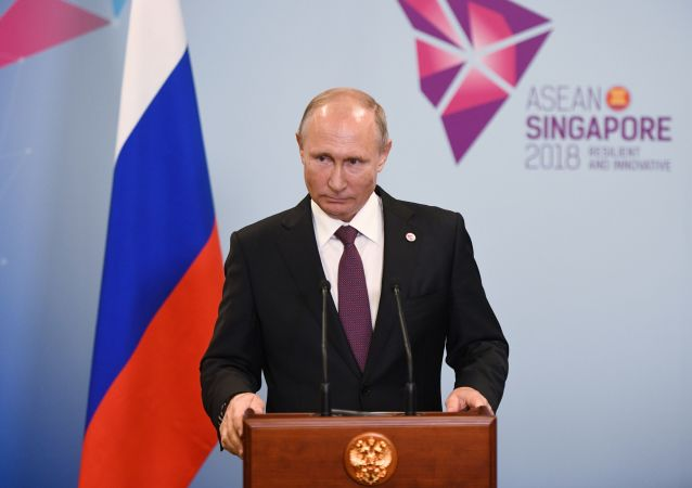 普京:烏現政府當權  和平解決頓巴斯問題基本無望