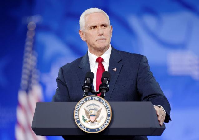 美副總統:美國不會在美朝峰會前要求朝鮮提供核武器清單