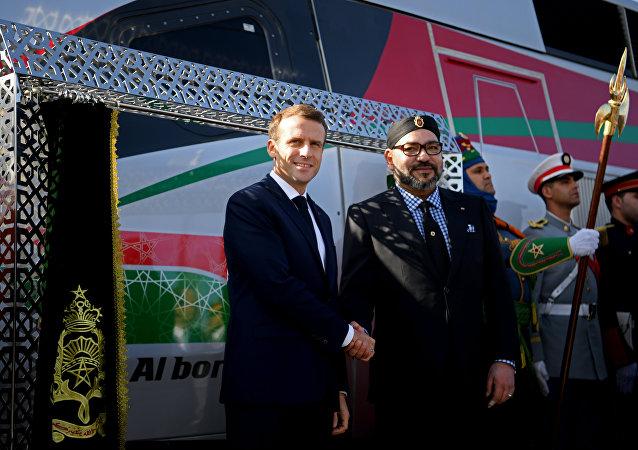 非洲首条高铁在摩洛哥落成
