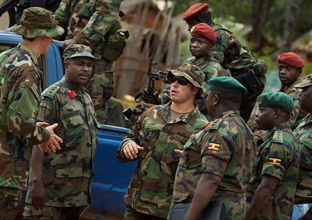 美国会把其驻非洲军人人数削减约10%