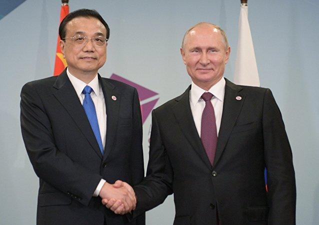 中方高度评价目前中俄关系的高水平发展