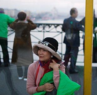 2019年赴俄旅游的中国游客数量或达200万人次
