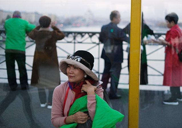 2019年赴俄旅遊的中國遊客數量或達200萬人次