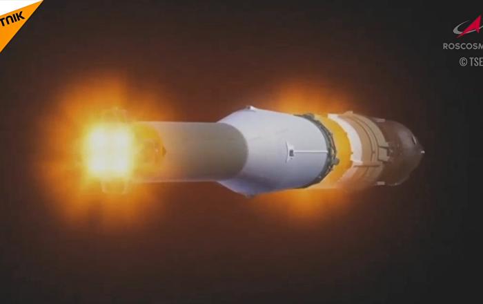 俄「聯盟-FG」火箭成功發射