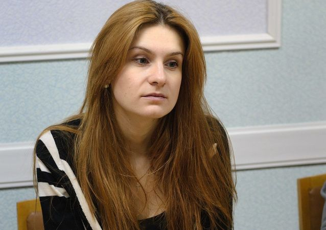 俄罗斯公民布京娜要求美法院撤销指控