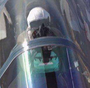 網絡上出現蘇-57空中加油的視頻