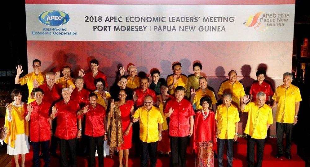 消息人士:亞太經合組織峰會通過「不完整」宣言