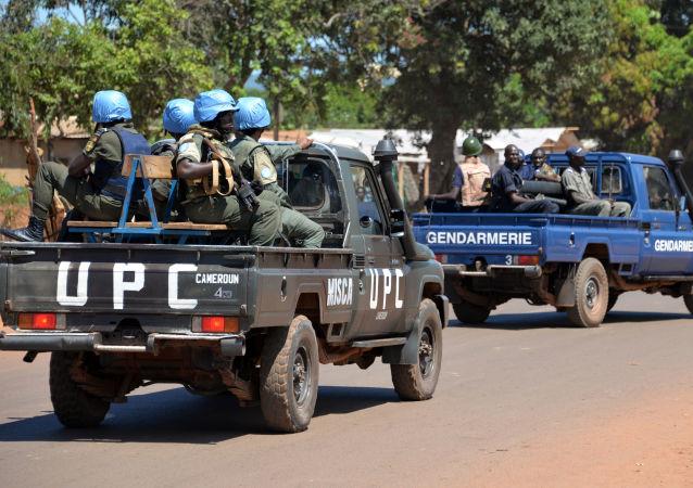 联合国秘书长严重关切近期中非共和国暴力升级情况
