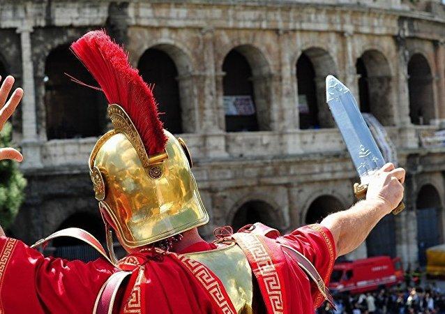 羅馬出台新規 禁止民眾裝扮成百夫長