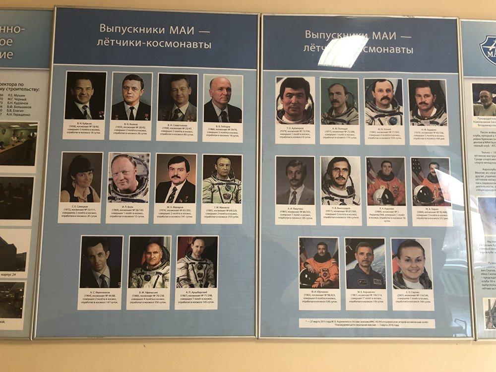 莫斯科航空航天大學著名畢業生