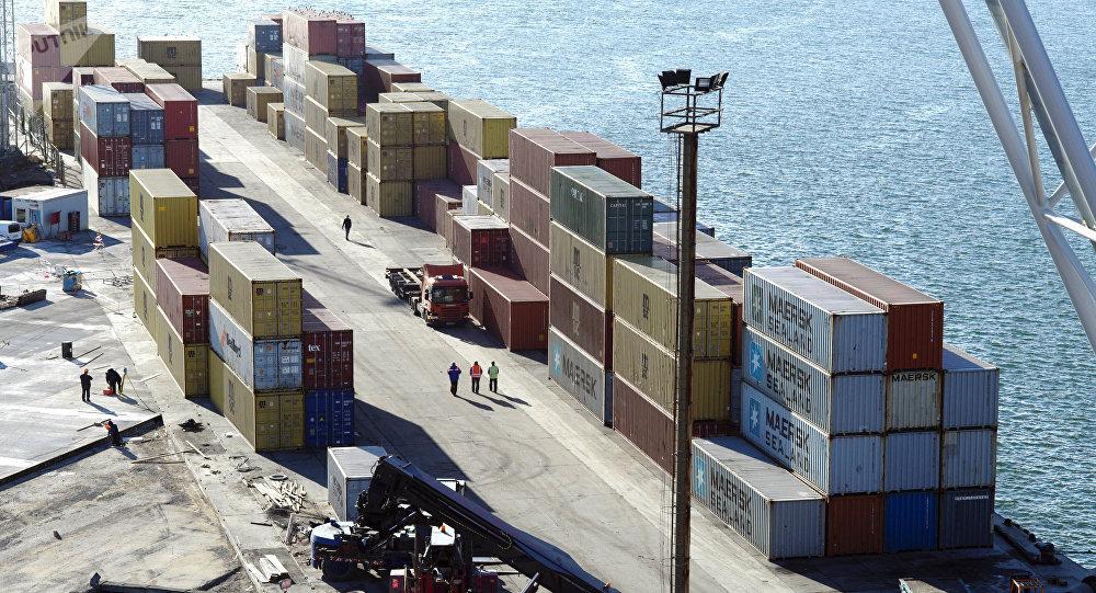中国海关总署:2019年首月中俄两国贸易额同比增长10.8%