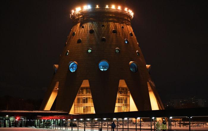 宛在雲端:世界最高電視塔盤點