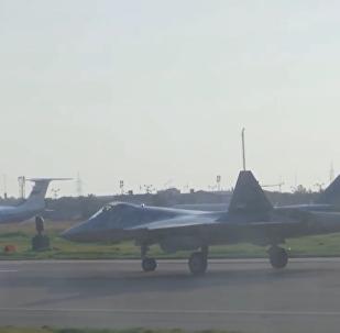 苏-57实战测试