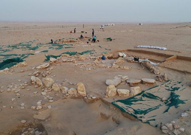 考古學家報告波斯灣有重大發現