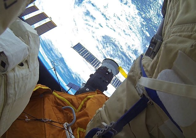 俄航天系统总设计师:国际空间站俄舱段将于2022年建设完毕