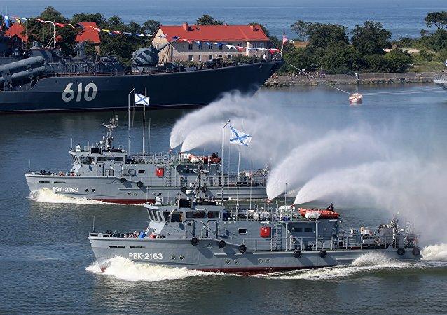 俄罗斯为太平洋舰队建造完3艘最新型潜水工作艇