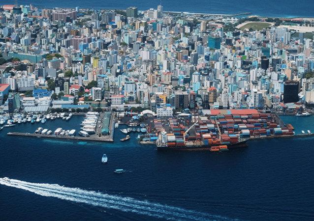 誰在讓馬爾代夫背離中國?