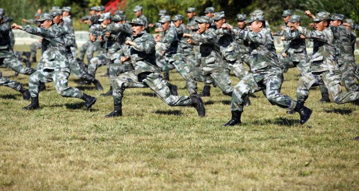 俄專家談中國人民解放軍任務的改變