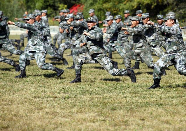 俄专家谈中国人民解放军任务的改变