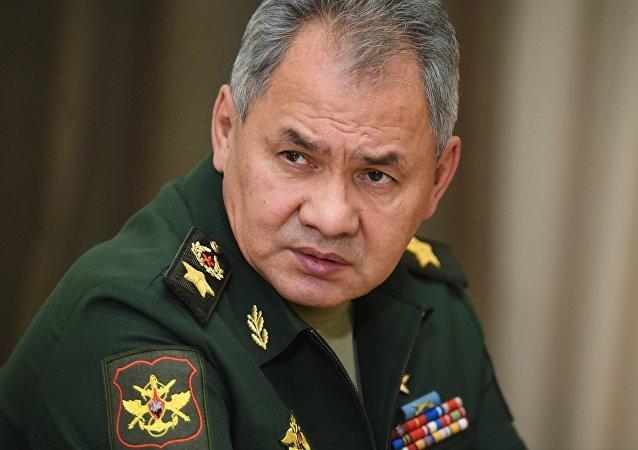 俄国防部长表示,俄常备军新式武器装备比例将升至67.2%
