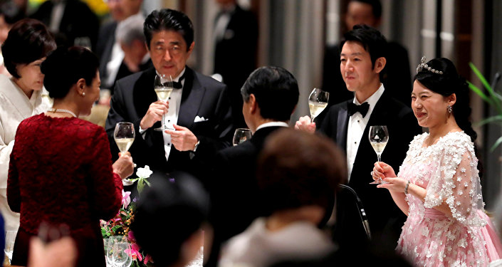 日本將減少新天皇登基禮宴數量